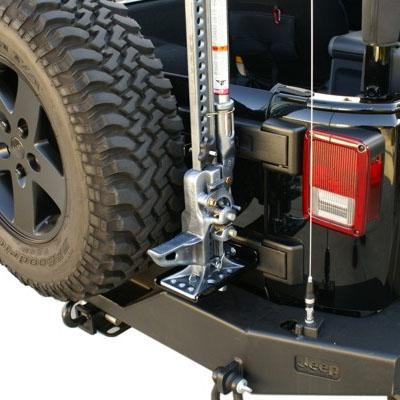 Rampage Products Catalog Hi Lift Jack Mount For Jk